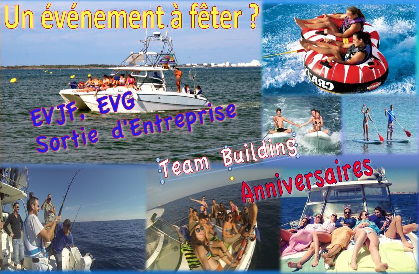EVJF, Anniversaire, EVG, Team building